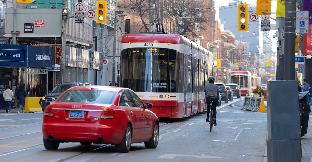 TTC losing millions as more people take Uber and Lyft: report