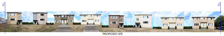 906-982 West 18th Avenue 906-969 West 19th Avenue Vancouver Balfour Block