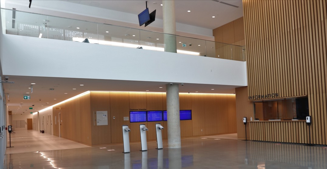 Inside the $157-million new Abbotsford Law Courts (PHOTOS)