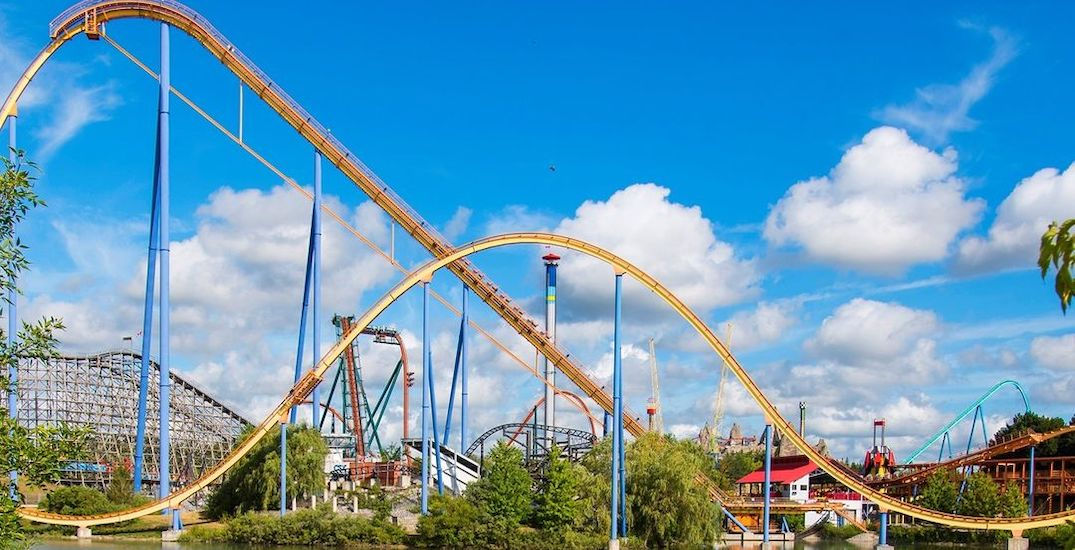 Canada's Wonderland hiring for its tentative spring opening