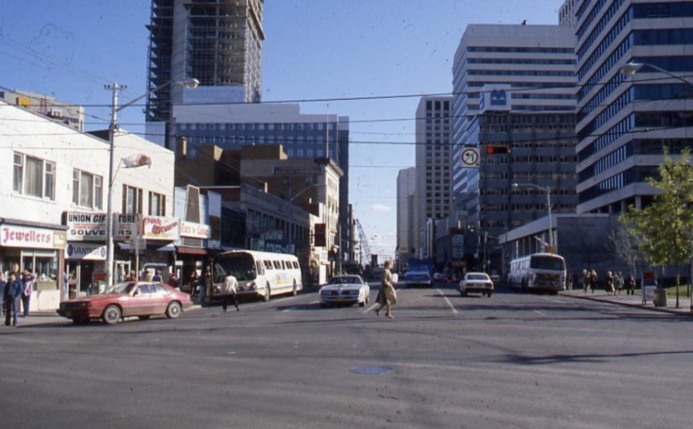 edmonton vintage photos