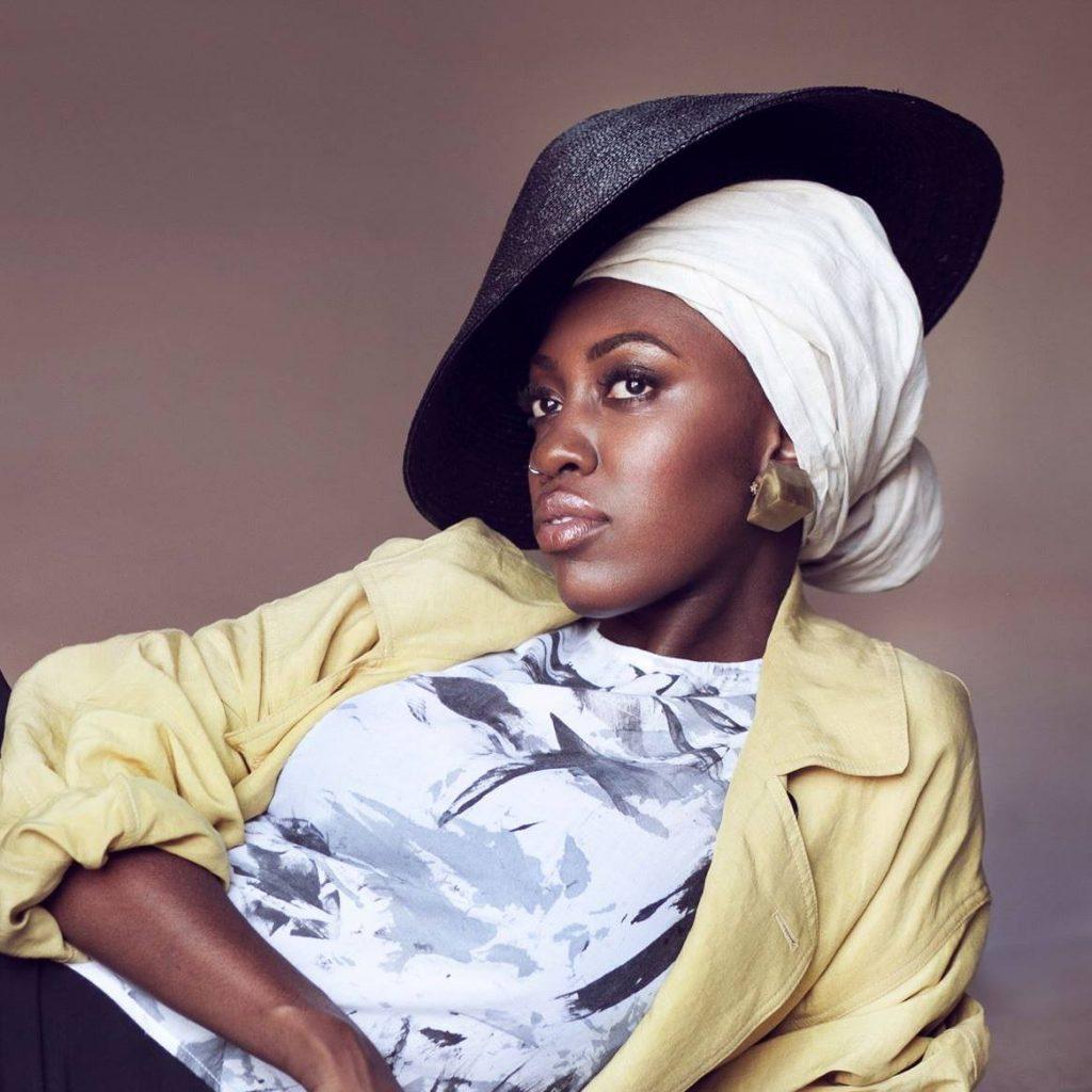 Tonye Aganaba. Photo by Liz Rosa Photography