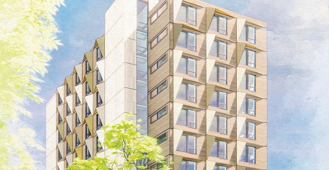 140 homes for the homeless proposed next to future Arbutus Station in Kitsilano