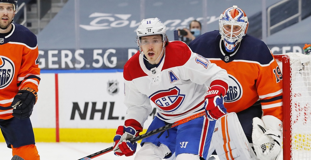 Tonight's Canadiens-Oilers game delayed due to COVID uncertainty