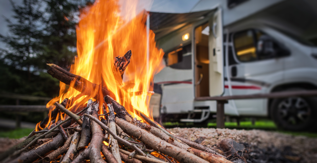 8 cozy campsites currently open in the PNW