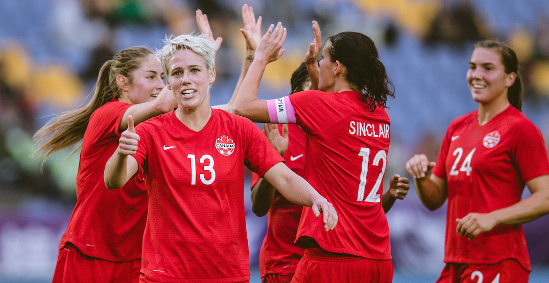 Abbotsford's Sophie Schmidt closes in on Canada Soccer milestone after 11-month layoff