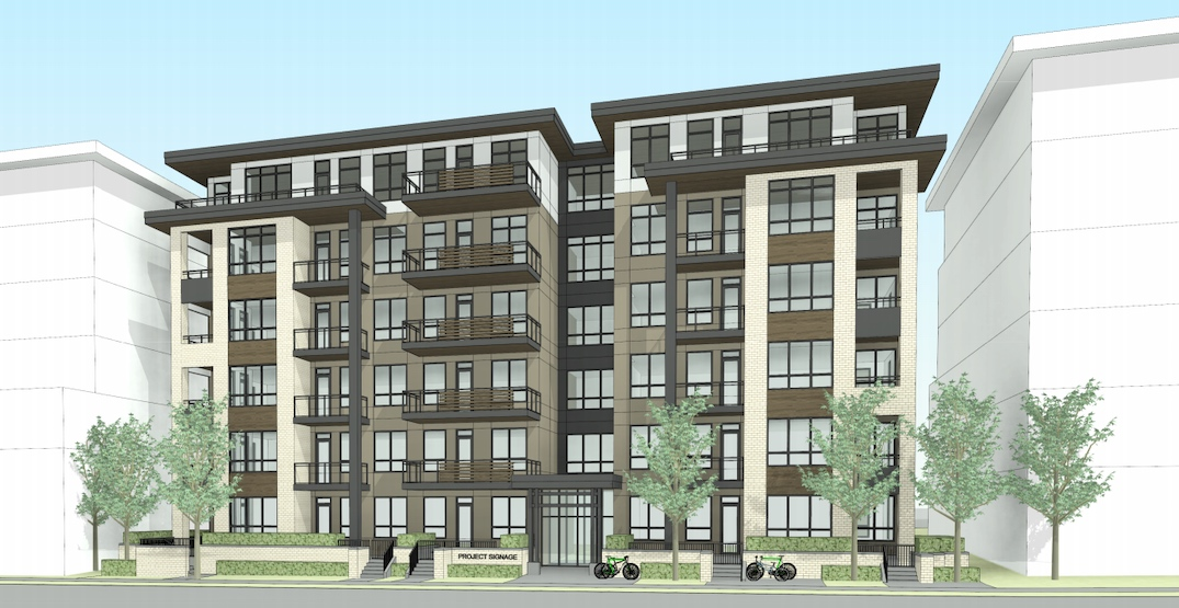 6-storey residential building proposed near Commercial-Broadway Station