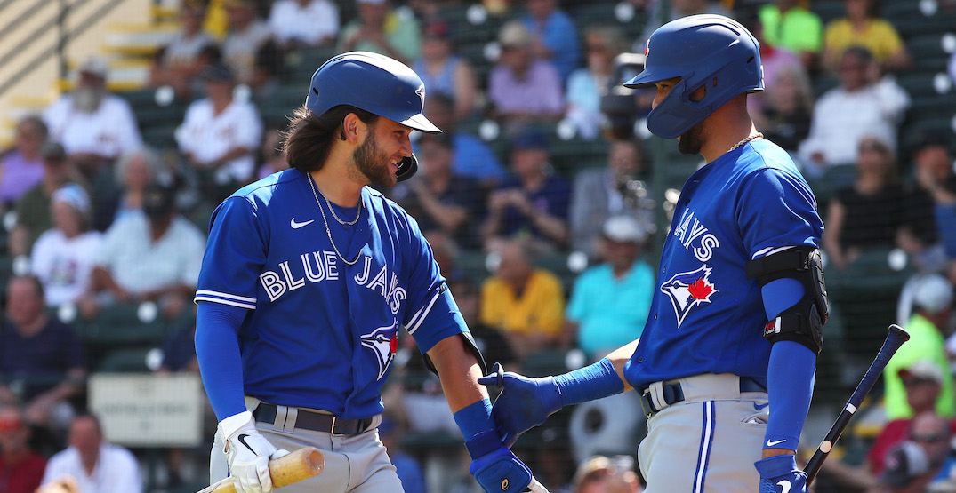 Blue Jays to begin spring training games this month (SCHEDULE)