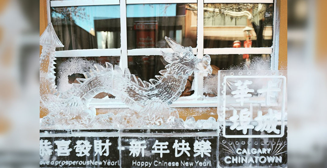 Celebrate the Year of the Ox while exploring ice sculptures in Chinatown