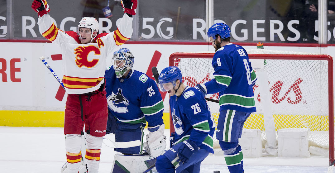 Snapshots: Searching for answers on how to fix the Canucks