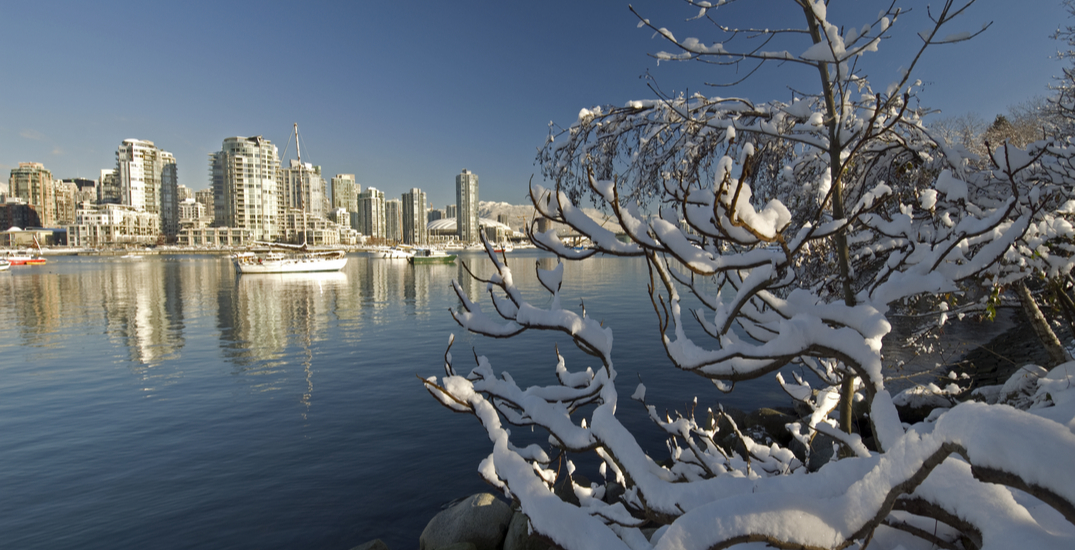 Today is the snowiest February 13 Vancouver has seen in 72 years