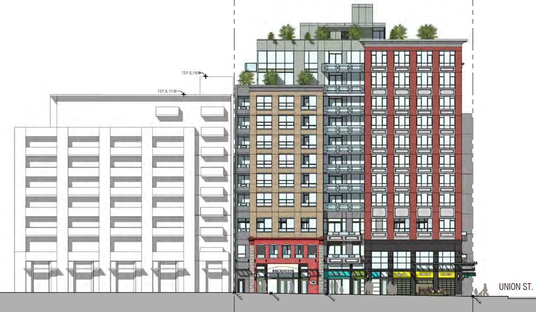 728-796 Main Street Vancouver Chinatown Brickhouse