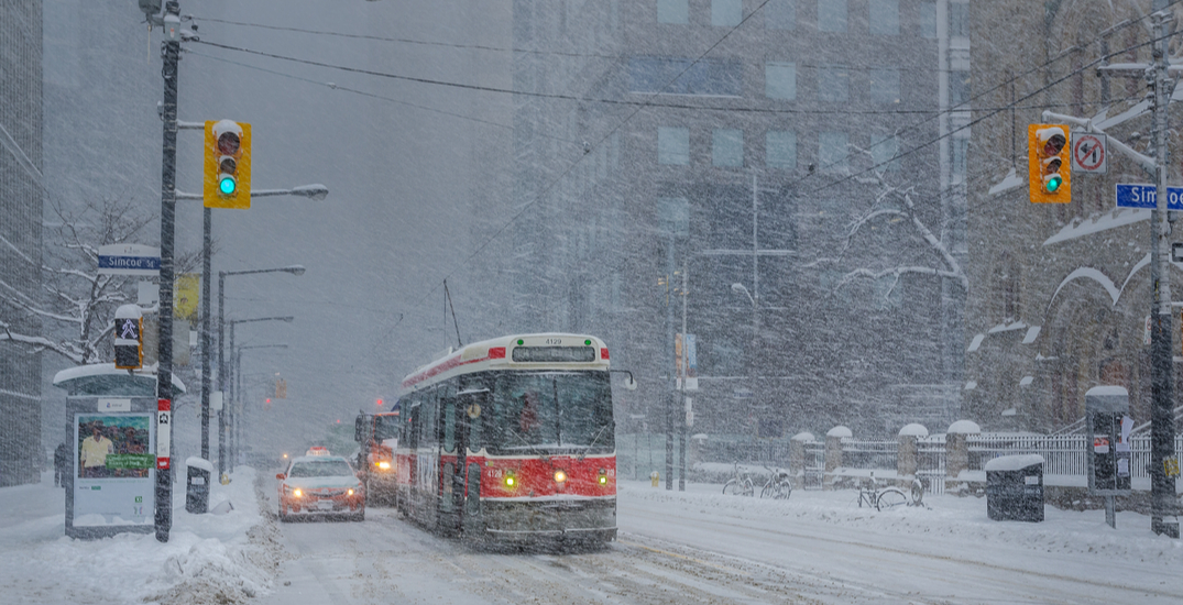 Double storms expected to drop up to 25cm of snow on Toronto
