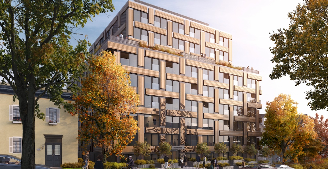 Vancouver City Council unanimously approves First Nations social housing (RENDERINGS)