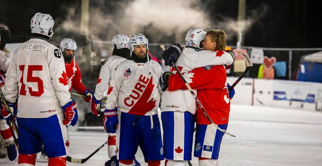 World's Longest Hockey Game concludes after 252 consecutive hours