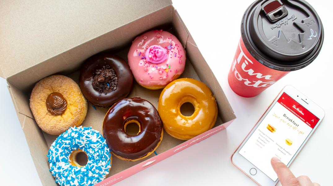 Tim Hortons' Roll Up To Win returns and it's all-digital this year