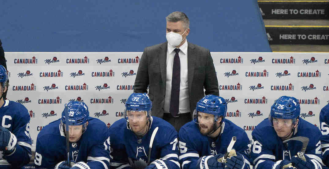 Angry Leafs fans sound off after team blows 5-1 lead to last-place Senators