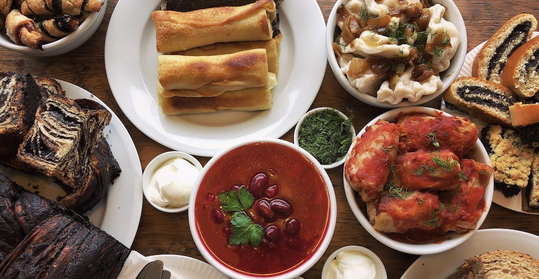 Kozak Ukraïnian Bakery is opening a new Gastown location