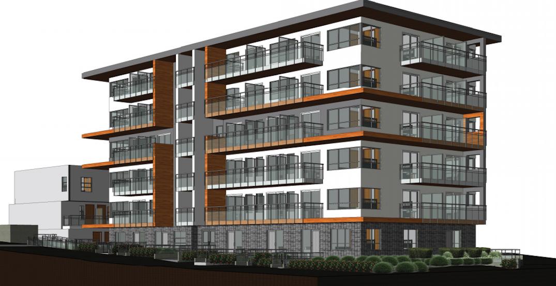 Rental housing proposed near SkyTrain's Marine Drive Station