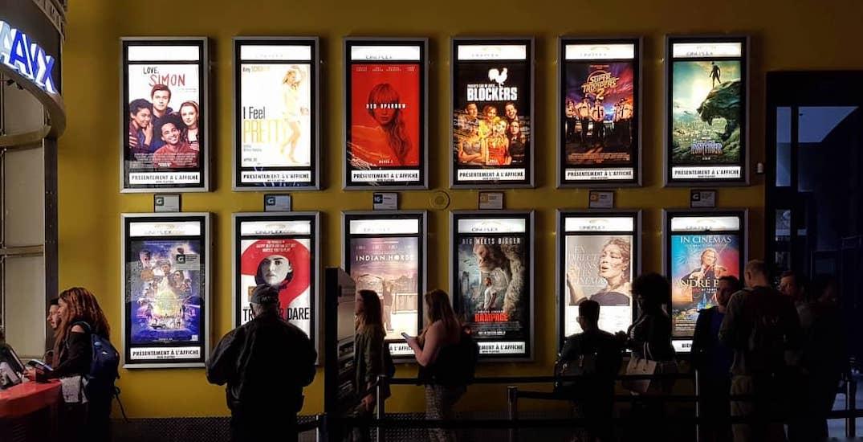 Montreal theatres