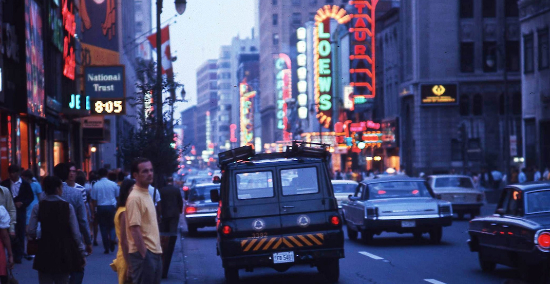 Check out these vintage shots of Montreal in the 1960s (PHOTOS)