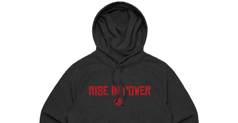 Toronto Raptors BLM Hoodie