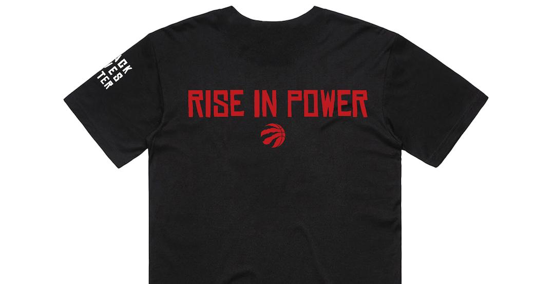Toronto BLM T-shirt Black