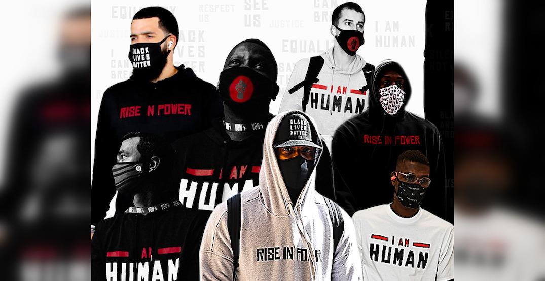 Toronto Raptors launch line of Black Lives Matter apparel (PHOTOS)