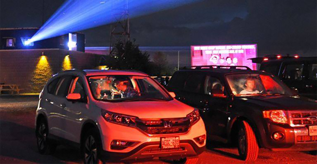 Drive-in theatres in the GTA plan to reopen next month