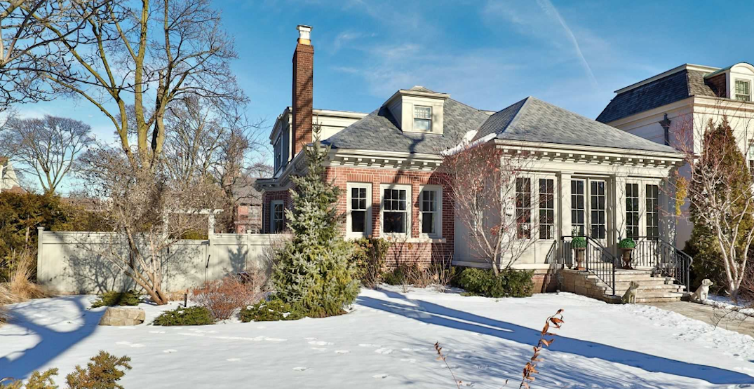 This Toronto prohibition-era home just sold for $4.6 million (PHOTOS)