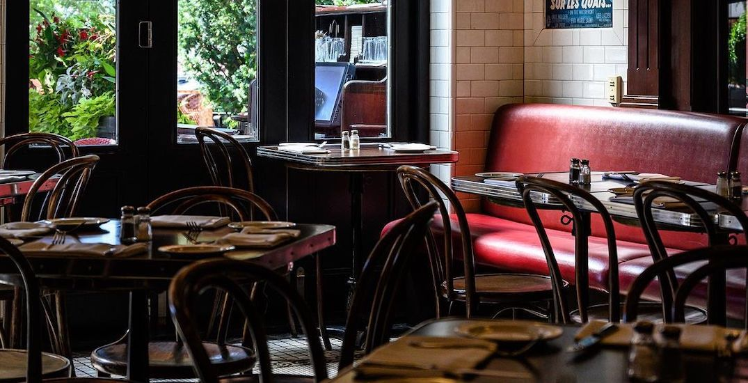 """""""Au revoir, but not goodbye"""": Toronto's beloved Le Select Bistro sold to new owners"""