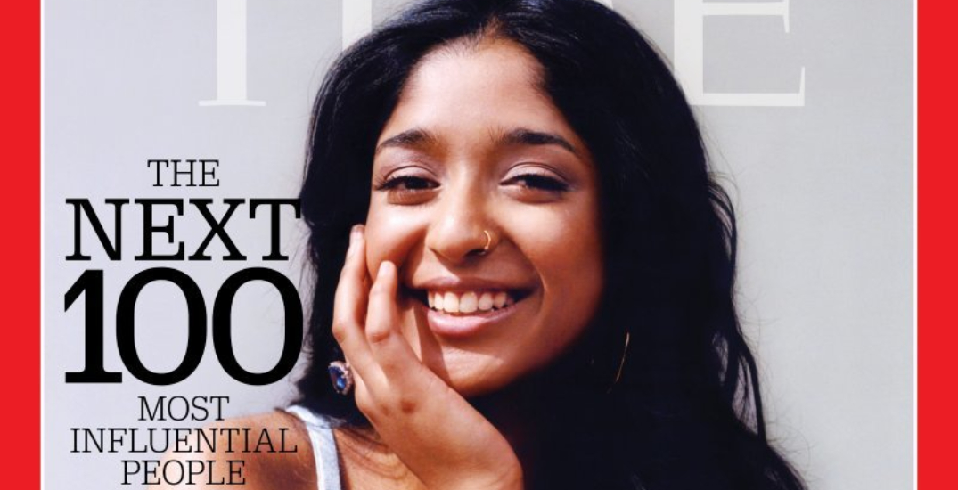 Canada's Maitreyi Ramakrishnan named one of TIME's next 100 most influential people