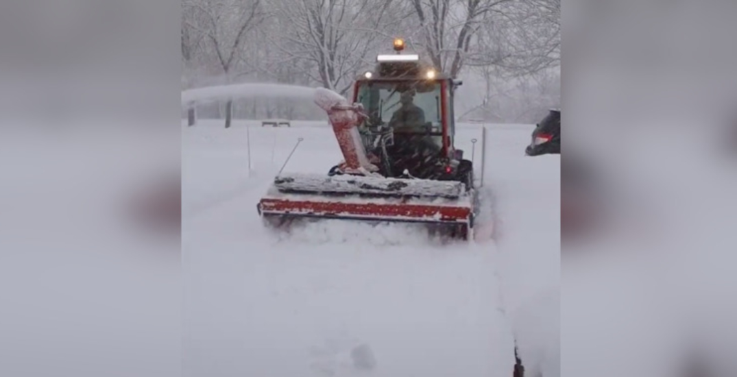 TikTok account shows how satisfying Quebec snow removal can be (VIDEOS)