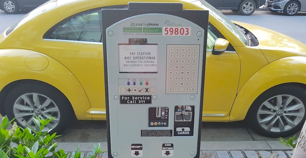 vancouver pay parking smart station f