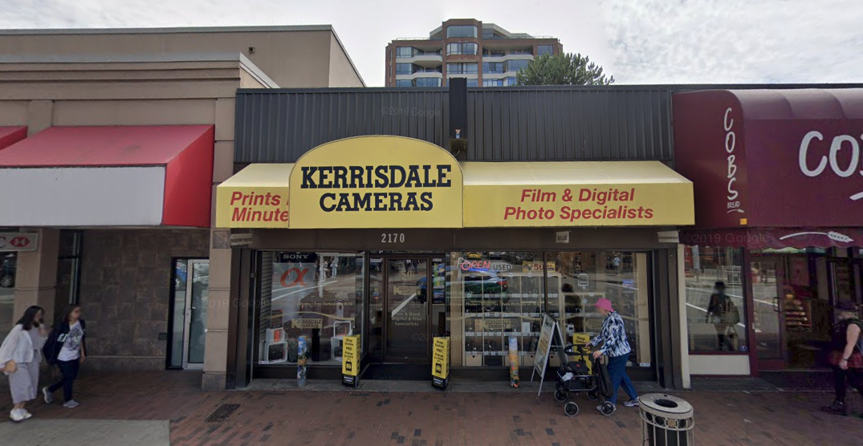 Kerrisdale Cameras thanks community for support after anti-masker harassment