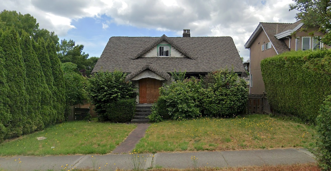 Decrepit house in Vancouver Westside sells for $2.5 million, over asking price