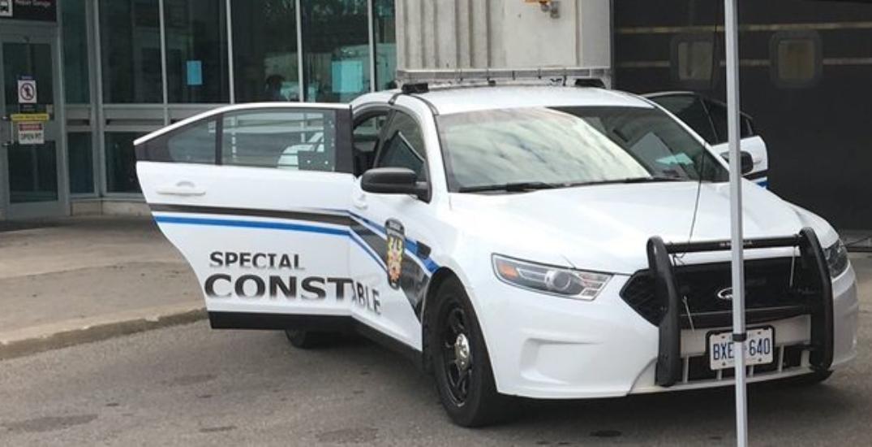 TTCSpecial Constable uniform, body armour stolen: Police