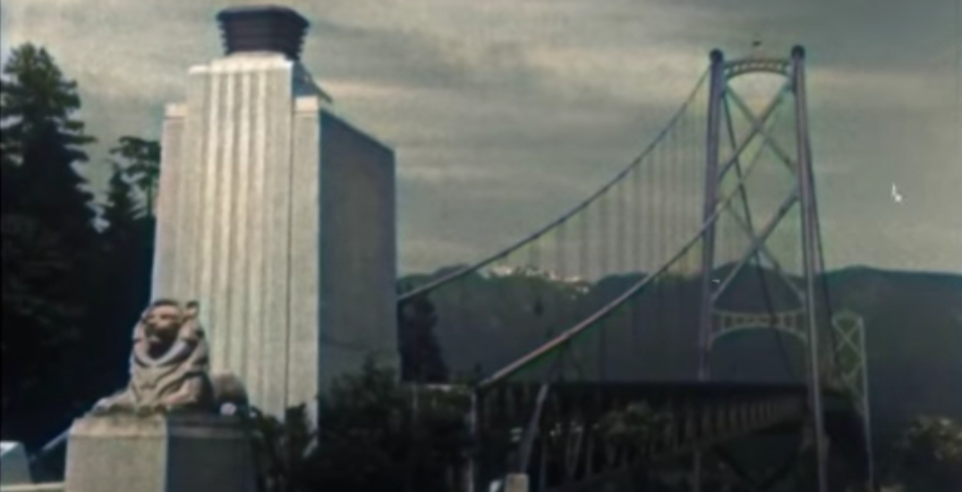 Colourized historical footage brings Vancouver's past to life (VIDEO)