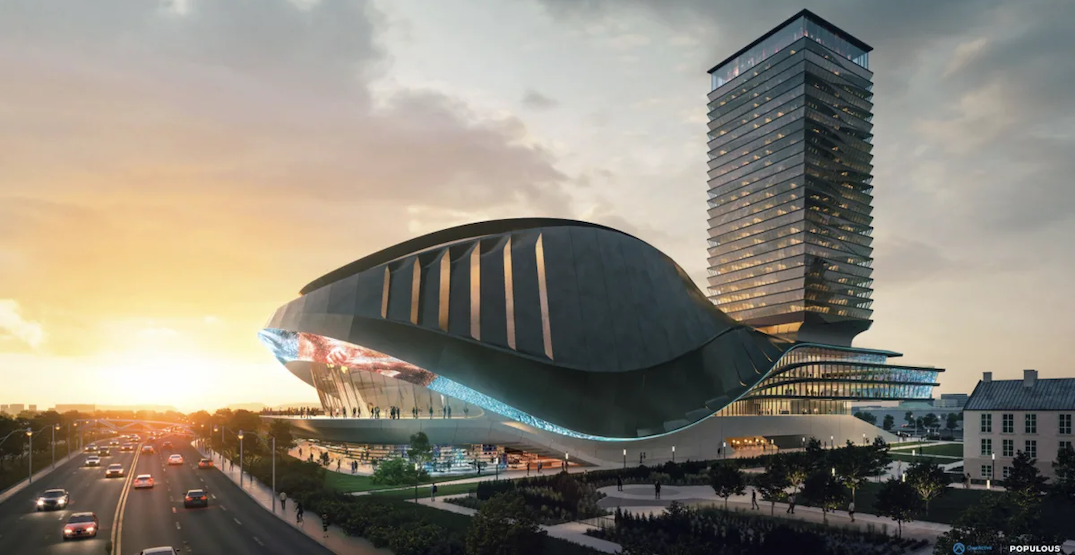 $500M esports and entertainment complex to be built on Exhibition Place grounds
