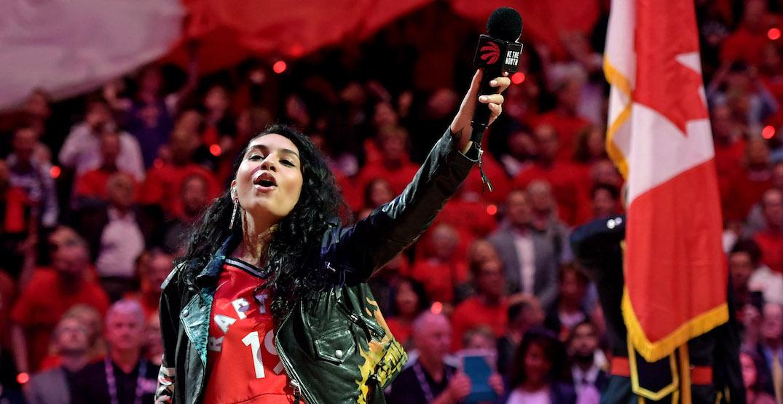 Brampton's Alessia Cara to sing national anthem at NBA All-Star Game