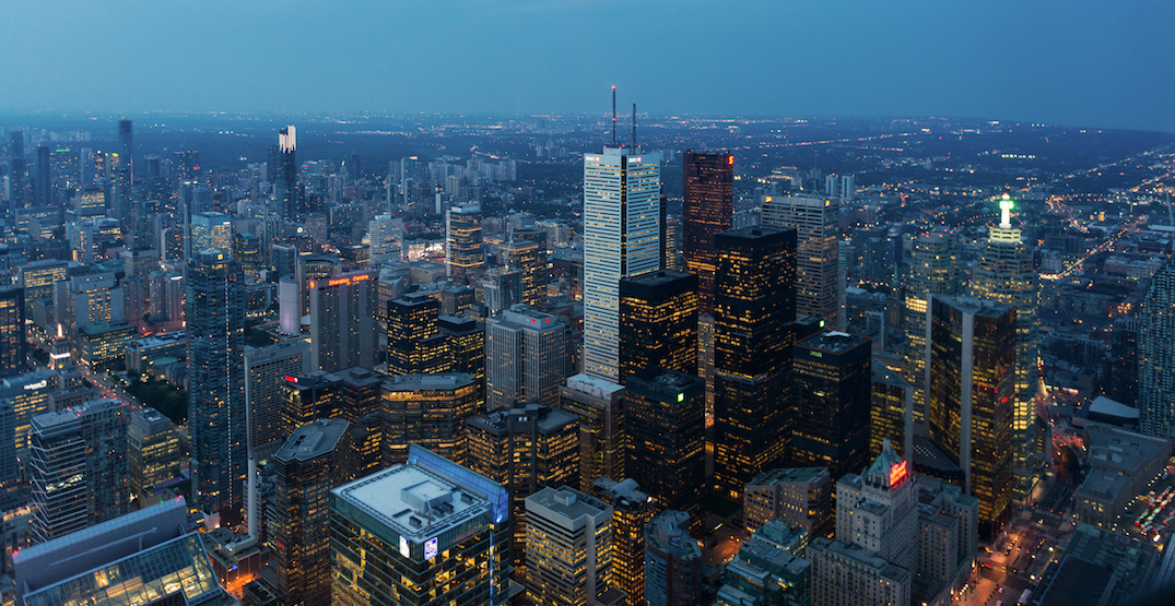 These are the 10 tallest buildings in Toronto right now