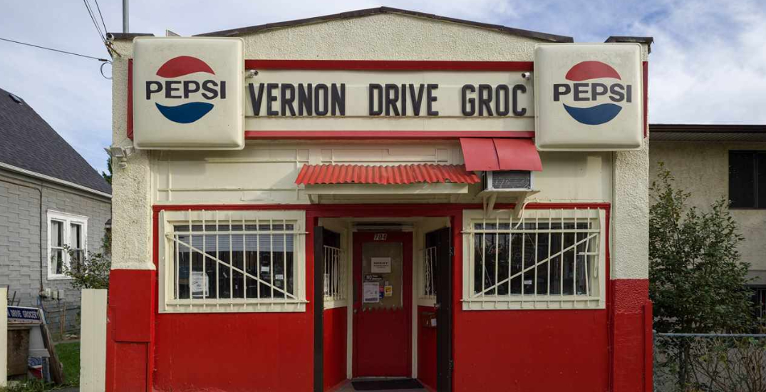 Vancouver's iconic Vernon Drive Grocery is for sale (PHOTOS)