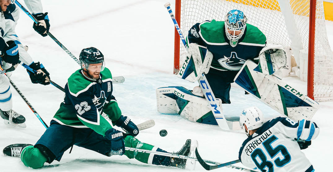It's time for the Canucks to ride Demko as their No. 1 goalie