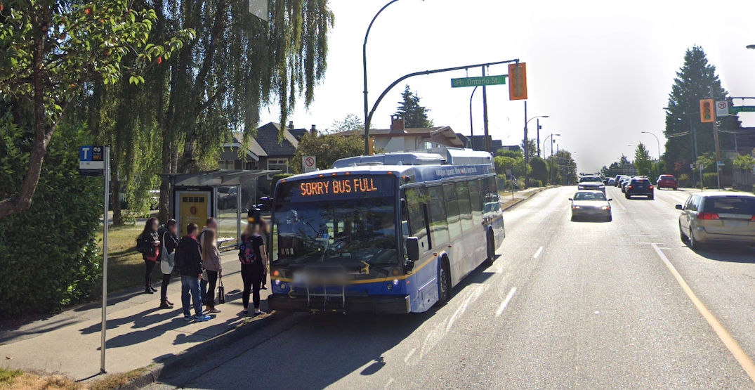 TransLink plans to speed up buses on several routes by removing stops