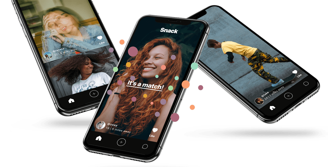$3.5M raised for TikTok-style video dating app tailored to Gen Z