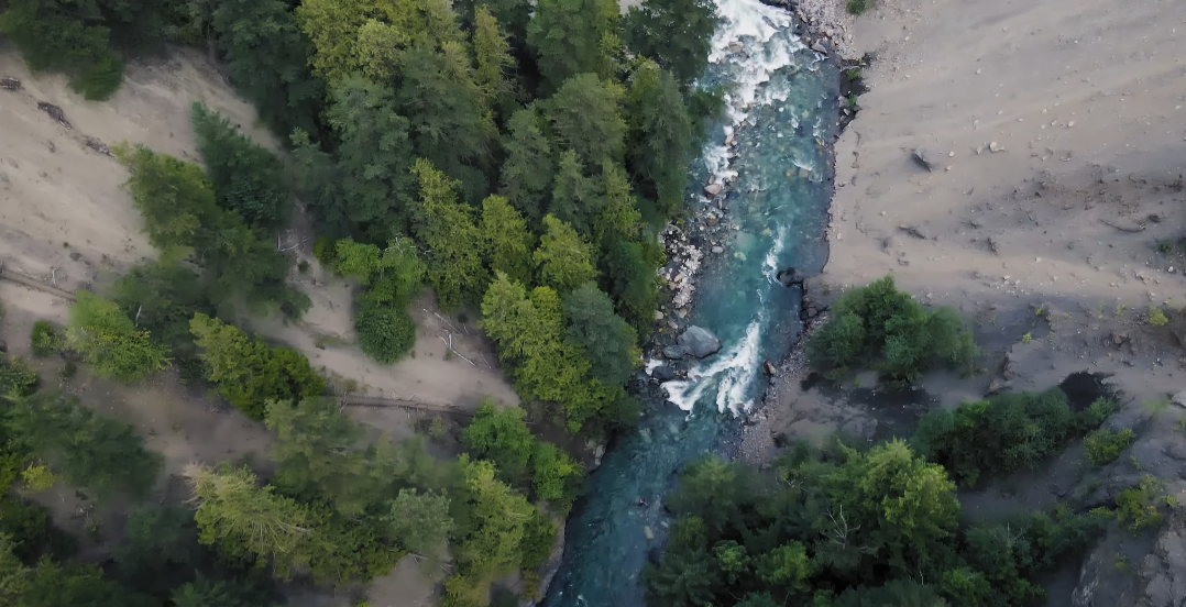 Drone captures magical views above and below British Columbia (VIDEO)