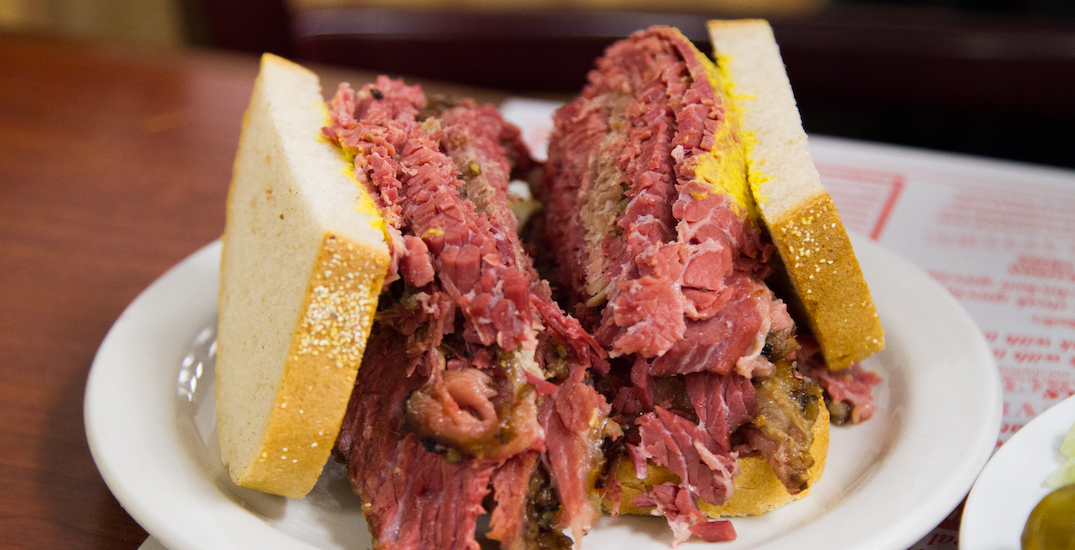 10 of the best spots to get smoked meat in Montreal