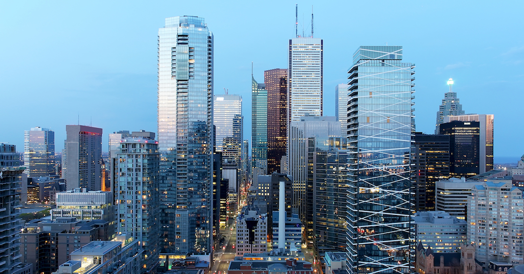 Downtown Toronto office vacancy rate will surpass 12% in 2021