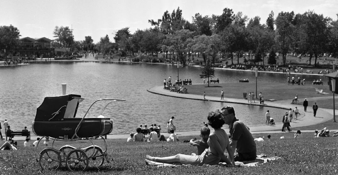 Old shots of how Montreal used to look in the 1960s (PHOTOS)