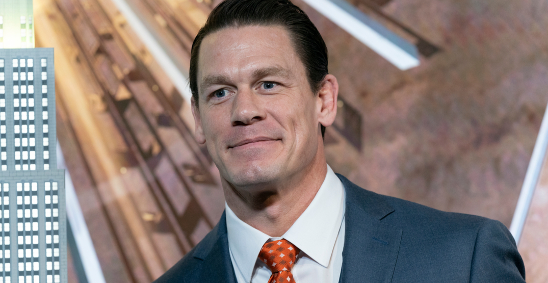 John Cena spotted heading to private gym in Vancouver (PHOTOS)